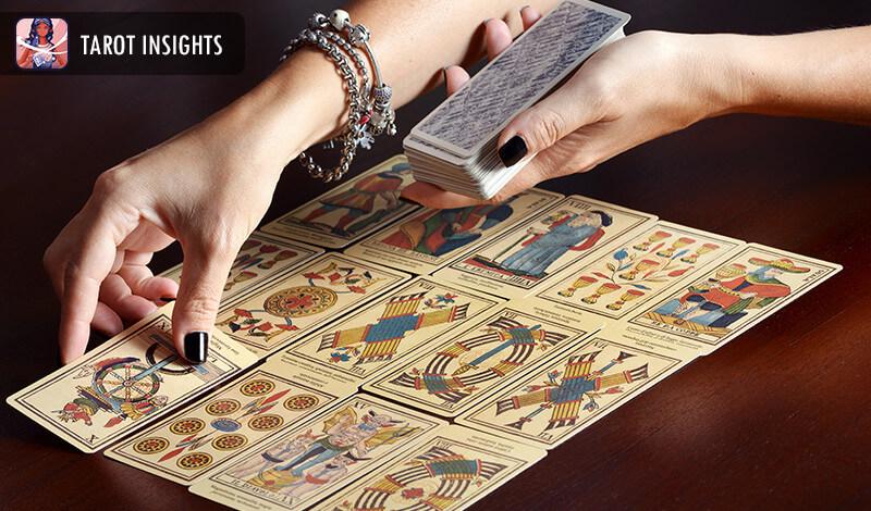 shuffle Tarot Cards Correctly